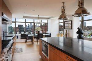 1 Morton Square, Olsen twins, Bruce Eichner, penthouse, douglas elliman