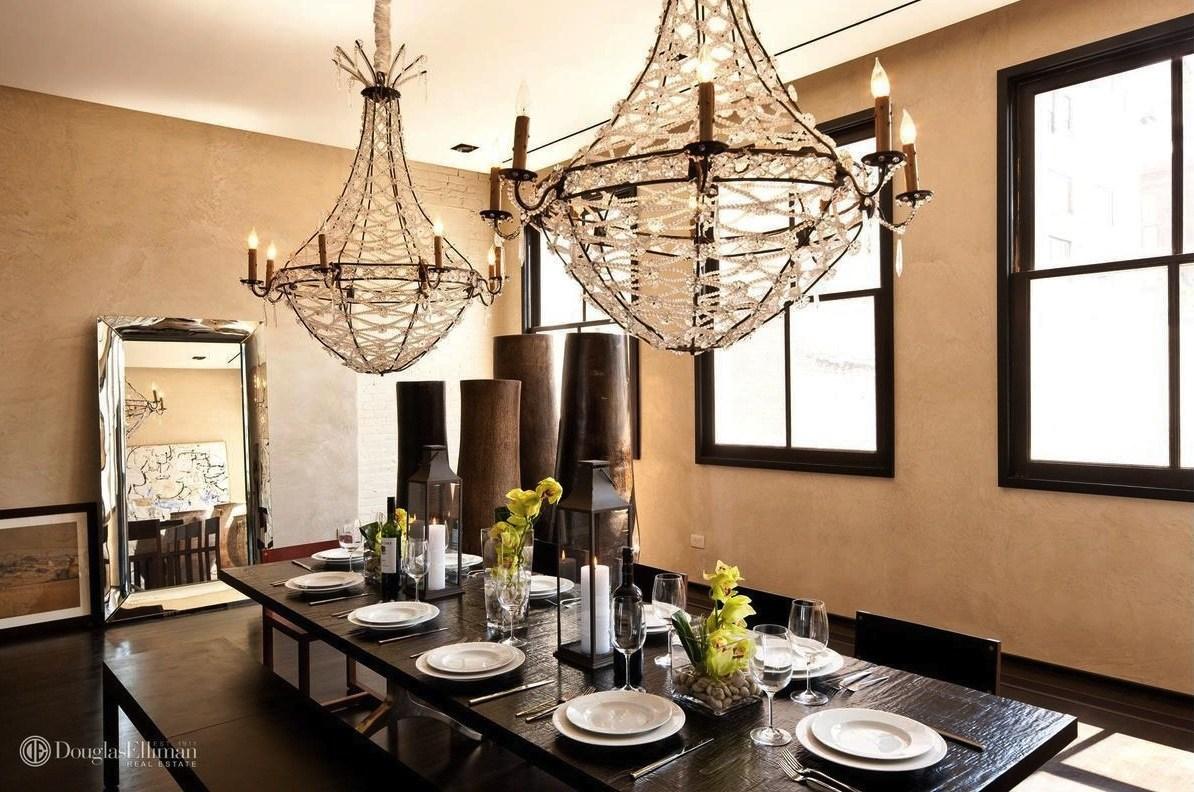 95 greene street, penthouse, Ken Nahoum, douglas elliman