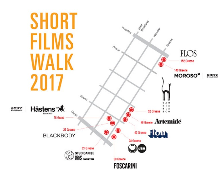 ADFF, Short Films Walk, Archtober, Events, film festival