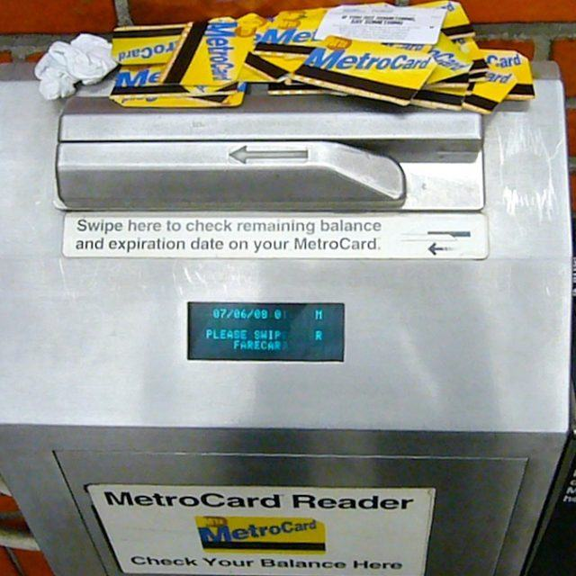 The slow death of the MetroCard begins next spring