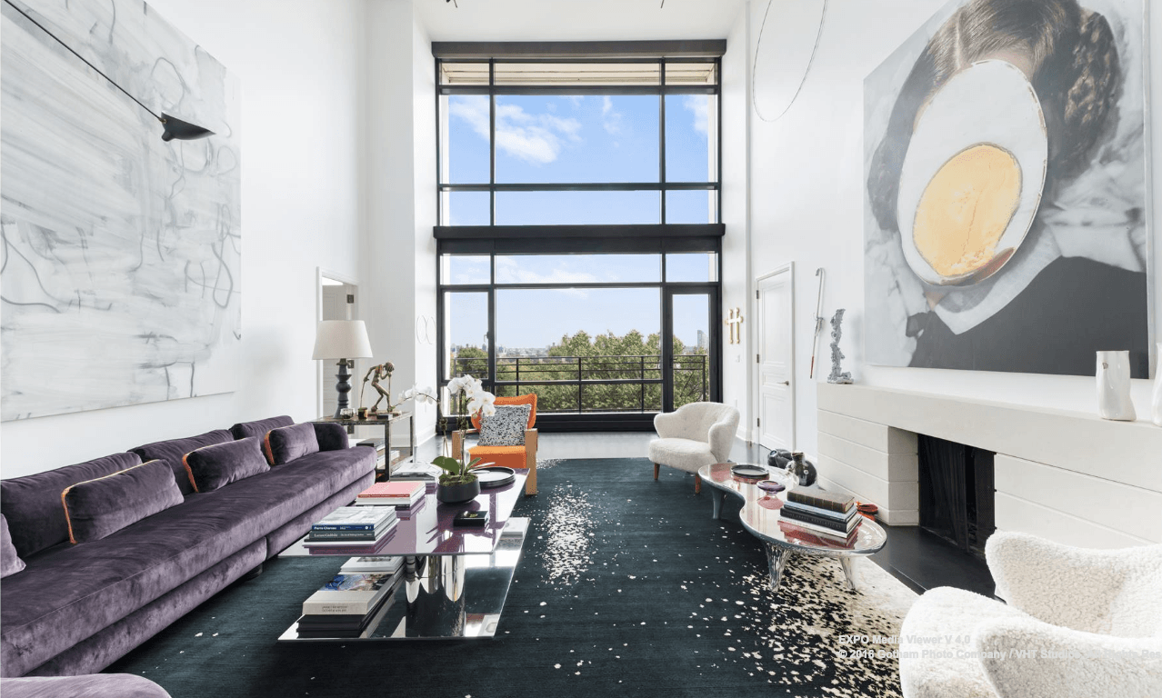 Creative power couple\'s Yorkville duplex asks $16.5M for 13 rooms ...