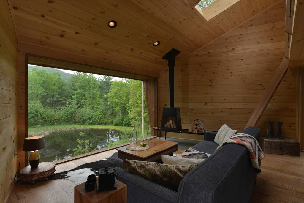 This Secluded Catskills Treehouse May Be One Of The