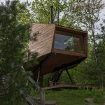Antony Gibbon, catskills treehouse, airbnb, treehouse vacation catskills, woodstock