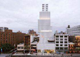new museum, OMA, new museum expansion