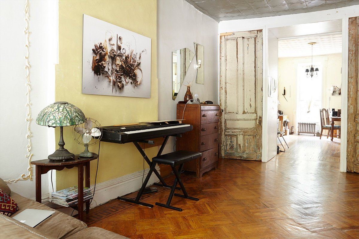 The History Of New York S Railroad Apartment 6sqft