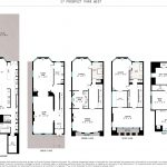 17 Prospect Park West, Jennifer Connelly, townhouses, Park Slope