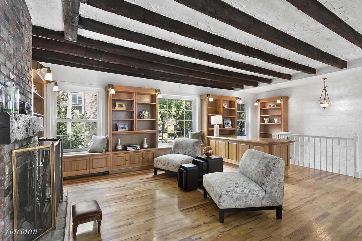 20 verandah place, carriage house, cobble hill, brooklyn, corcoran, underground railroad