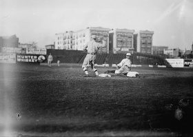 hilltop park, new york yankees, the highlanders