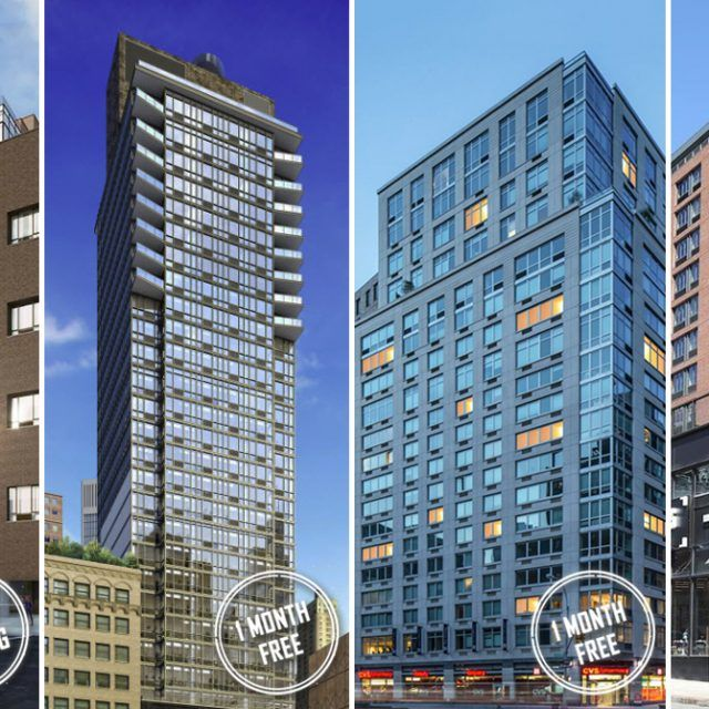 FREE RENT: This week's roundup of NYC rental news
