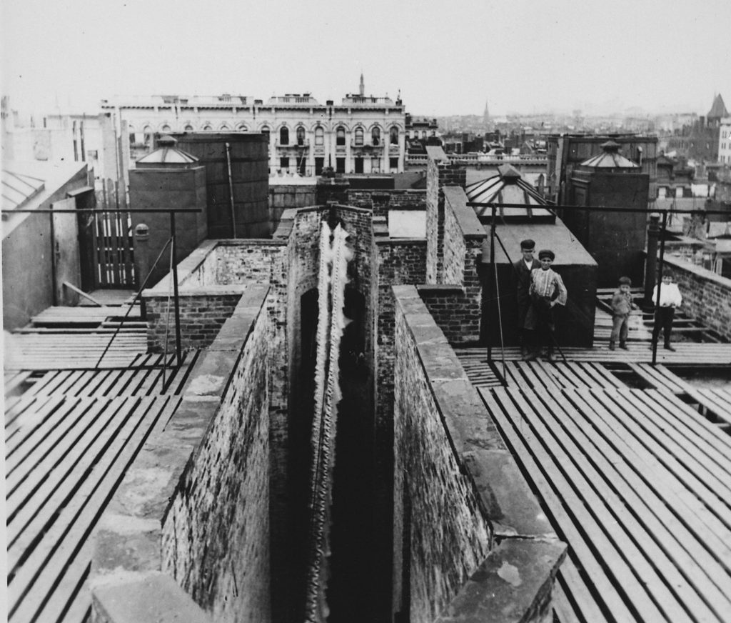 Apartment Definition: A Short History Of New York City's Foul Air Shafts