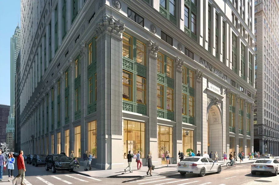 Beyer Blinder Belle overseeing $50M restoration of FiDi's iconic Equitable Building