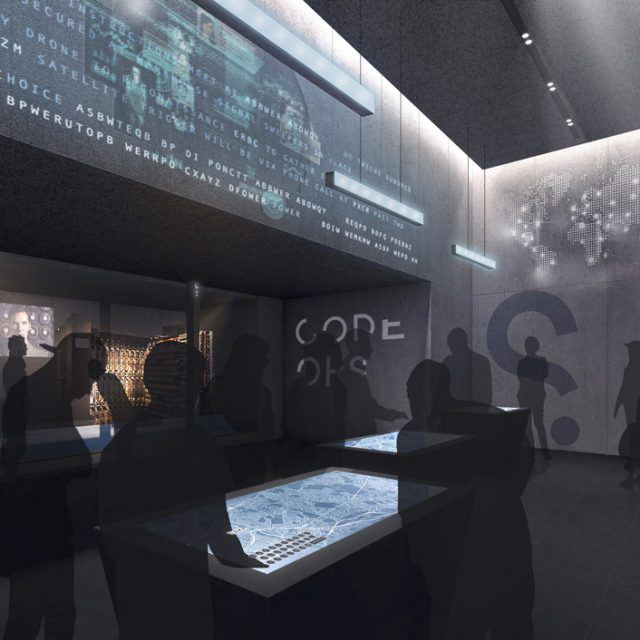 David Adjaye reveals designs for an interactive spy museum in Midtown