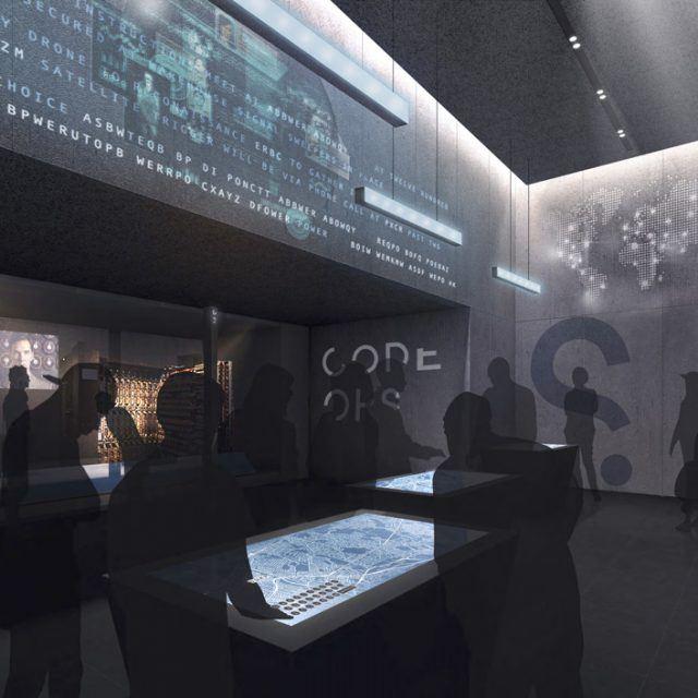 David Adjaye reveals designs for an interactive spy museum in Midtown