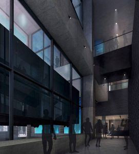 Renderings courtesy Adjaye Associates
