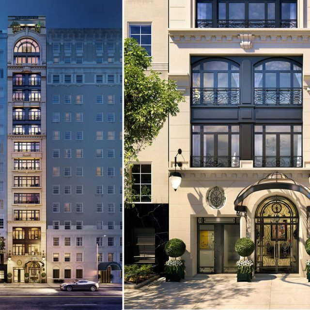 A Beaux-Arts style building will rise on the Upper East Side's 79th Street, the block's first condo