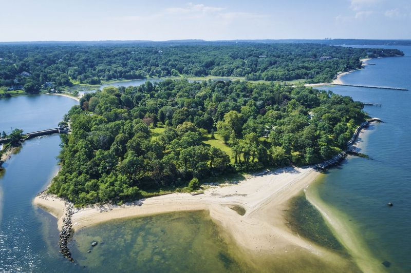 For $125M, you can own this 46-acre North Shore island compound