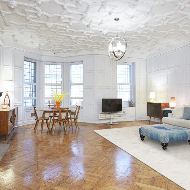 Asking $2.5M, 'this old house' on the Upper West Side belonged to Bob Villa