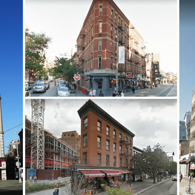 Off the grid: The little Flatiron Buildings of the Village