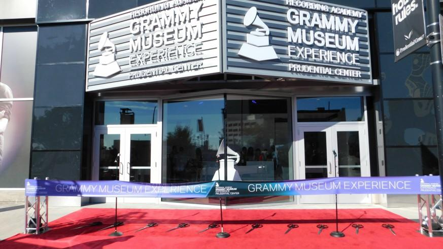 Newark opens Grammy Museum Experience to honor the city's musical heritage
