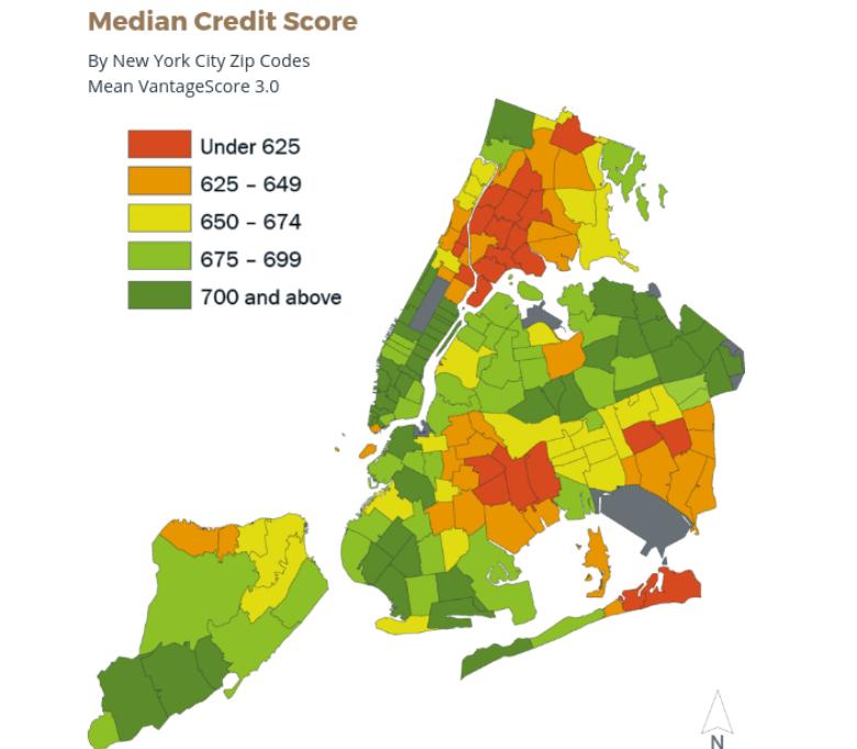 nyc credit scores, credit scores, scott stringer