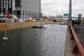 flooding, climate change, superstorm sandy, nyc weather