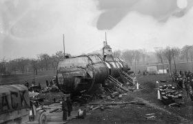 german u boat, central park, history, 1917