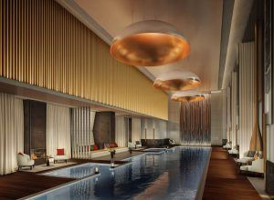 Aman New York pool rendering (Aman Resorts)