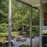 desilver house, Harrison DeSilver, John Black Lee, midcentury modern