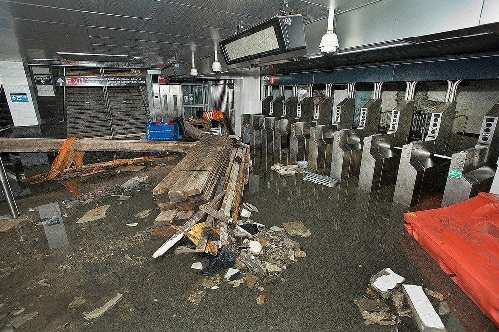 MTA, hurricane sandy, mta repairs