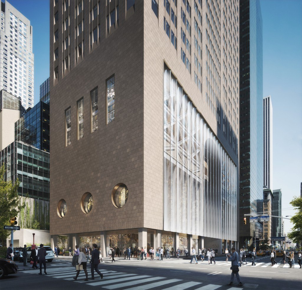 550 Madison Avenue, Snohetta, Sony Building