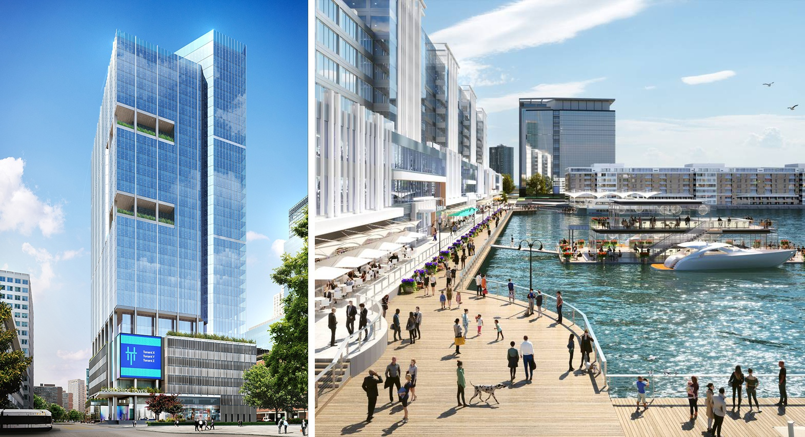 Fxfowle Reveals Renderings Of 40 Story Office Tower At