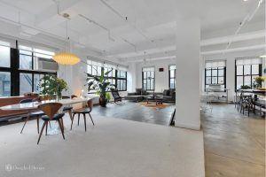236 west 26th street, chelsea, loft, chef, douglas elliman