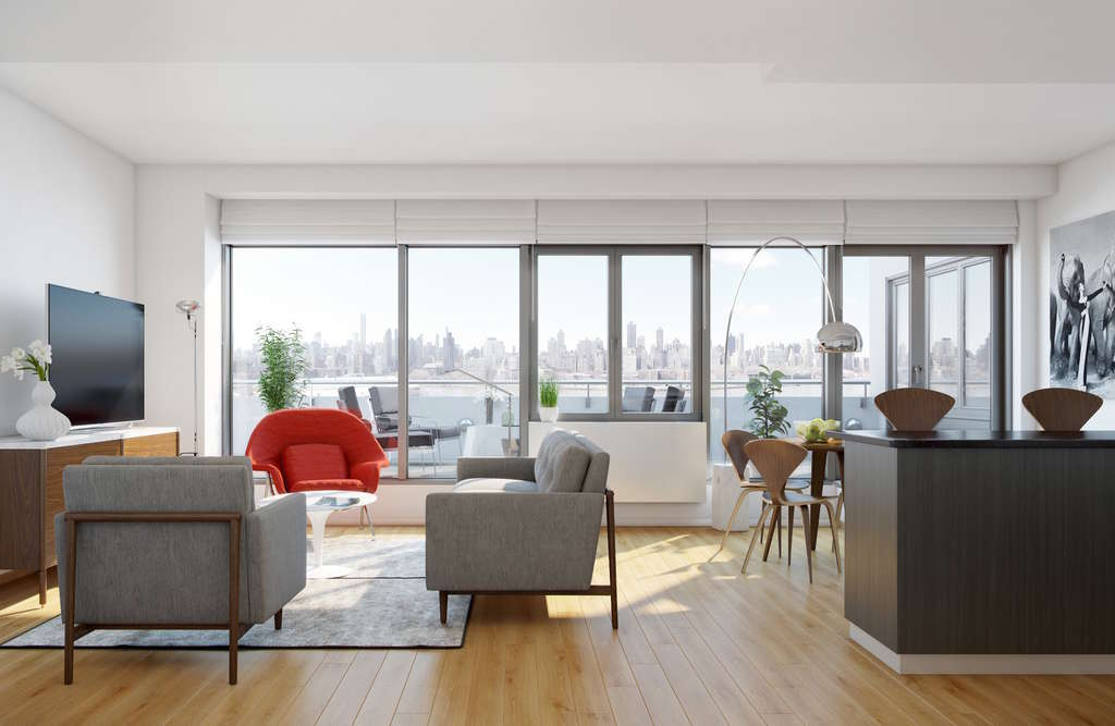 vernon tower, astoria rental, excel development