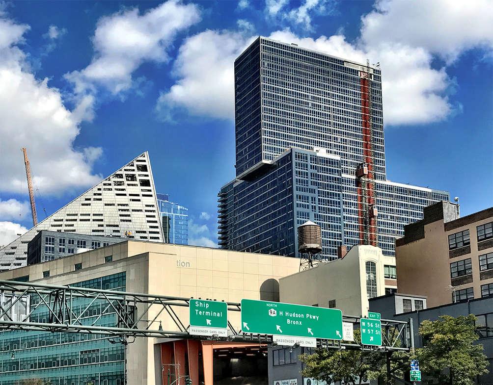 606 West 57th Street, TF Cornerstone, West 57th