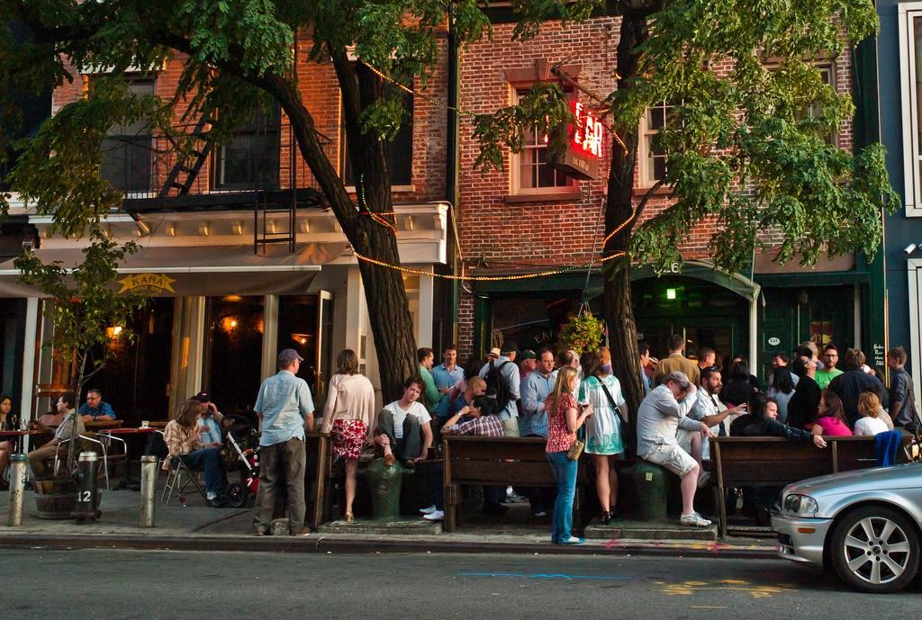 ear inn, manhattan, historic bar