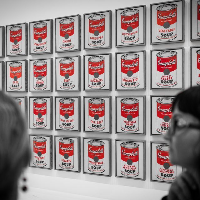 Details revealed for the Whitney Museum's upcoming Warhol exhibit