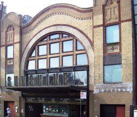 landmark sunshine cinema, lower east side theater