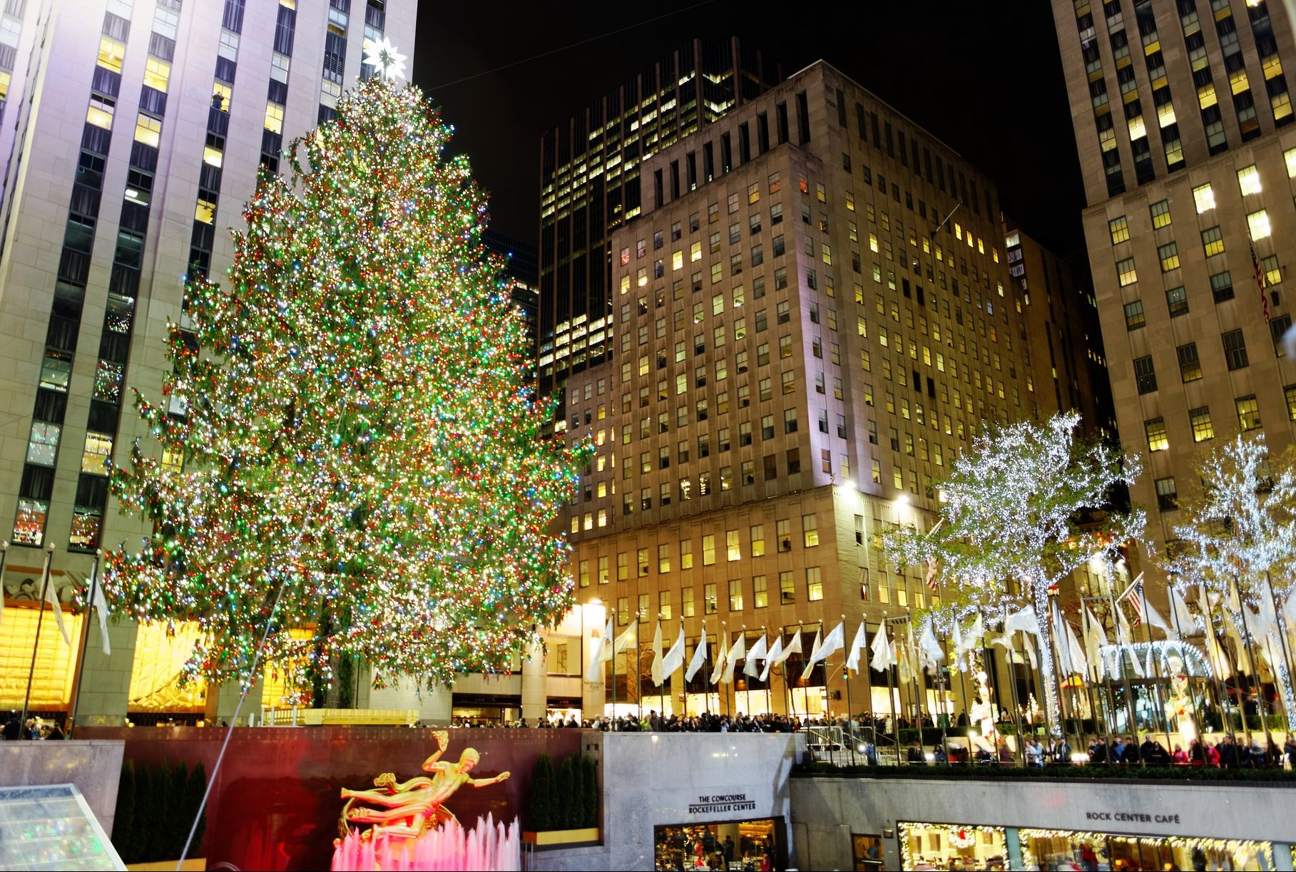 Everything you need to know about the 2017 Rockefeller Center tree ...