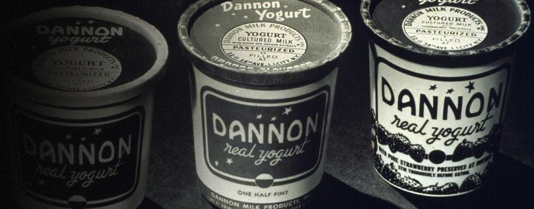 dannon yogurt, dannon yogurt history, dannon yogurt new york city