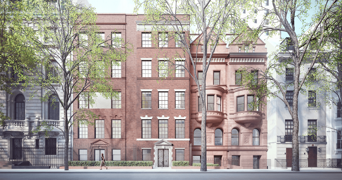 Construction underway for Roman Abramovich's Upper East Side mega-mansion