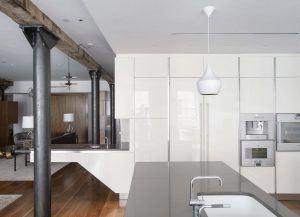 tribeca, tribeca loft, tribeca renovation, office of architecture
