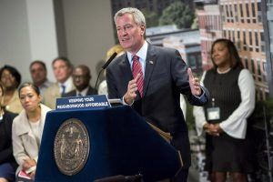 bill de blasio, housing new york 2.0, affordable housing