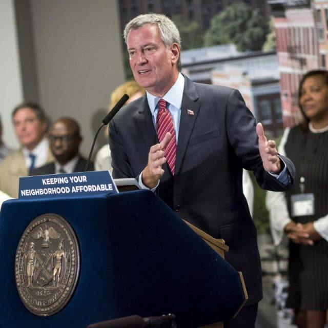 New York City secured 24,500 affordable housing units last year, setting new record
