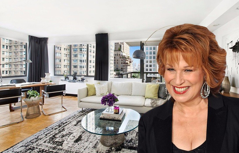 'The View' co-host Joy Behar drops $2.4M on a mod Upper West Side condo