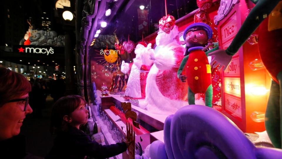 Your guide to this year's Macy's Christmas Windows