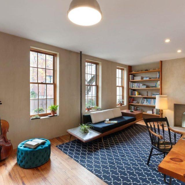Townhouse charm, modern design, and a prime location add up this $825K West Village co-op