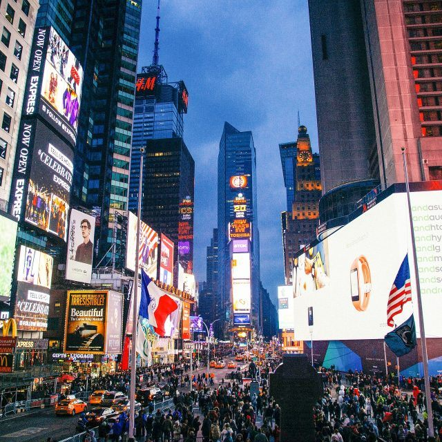 Number of tourists visiting NYC hits record high despite drop in international visitors