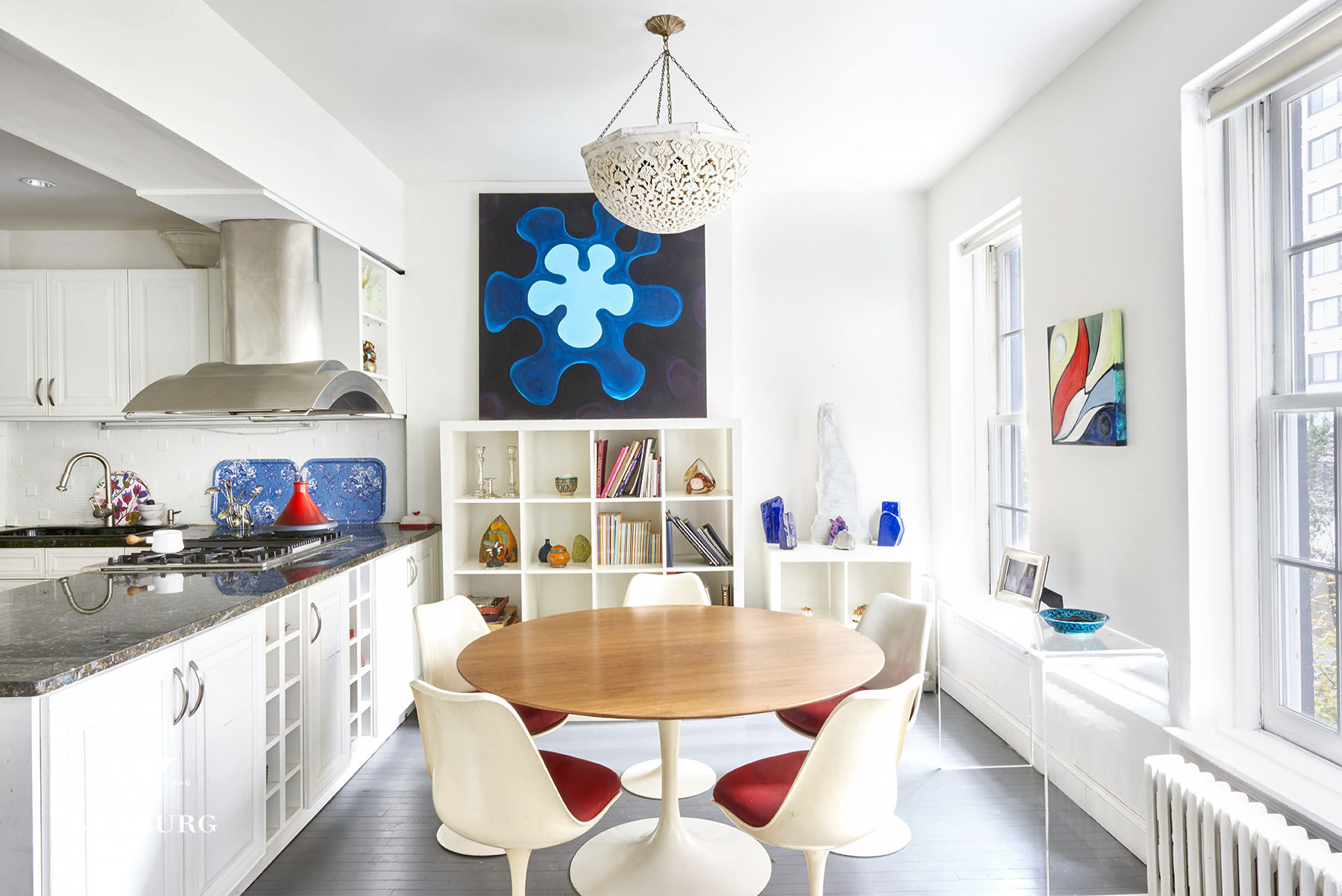 $1.4M mod duplex is part of a rare Upper East Side enclave   6sqft