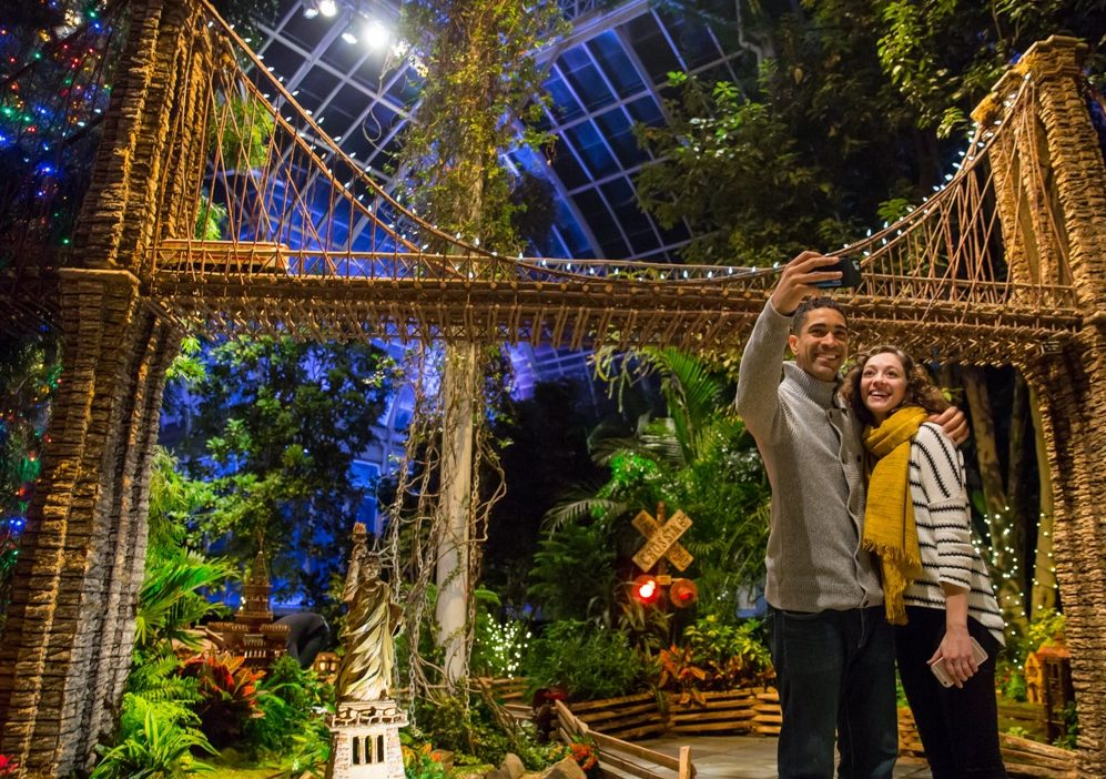 Win a pair of tickets to the new york botanical garden 39 s - New york botanical garden tickets ...