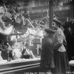 black friday, nyc holiday shopping, library of congress